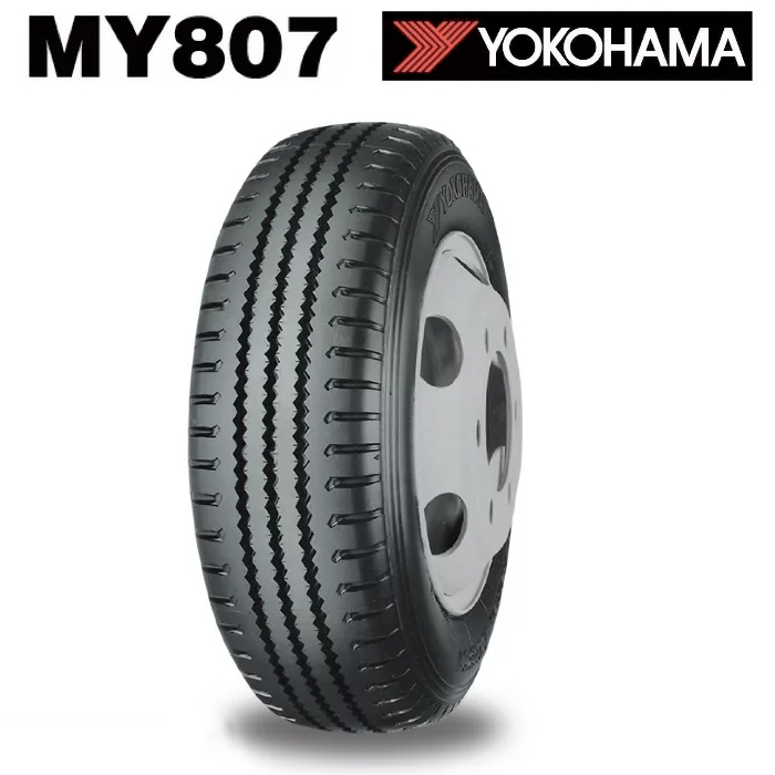 サマータイヤ YOKOHAMA MY807 チューブレス 205/85R16 117/115L バン・トラック用