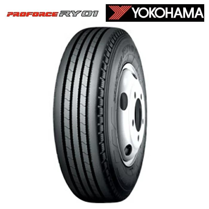 サマータイヤ YOKOHAMA PROFORCE RY01 6.50R16 10PR チューブタイプ バン・トラック用