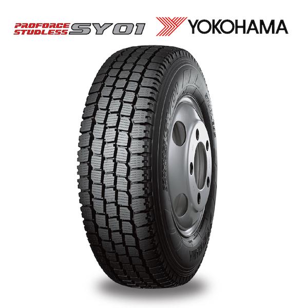 スタッドレスタイヤ YOKOHAMA SY01 185/70R16 105/103L バン・トラック用