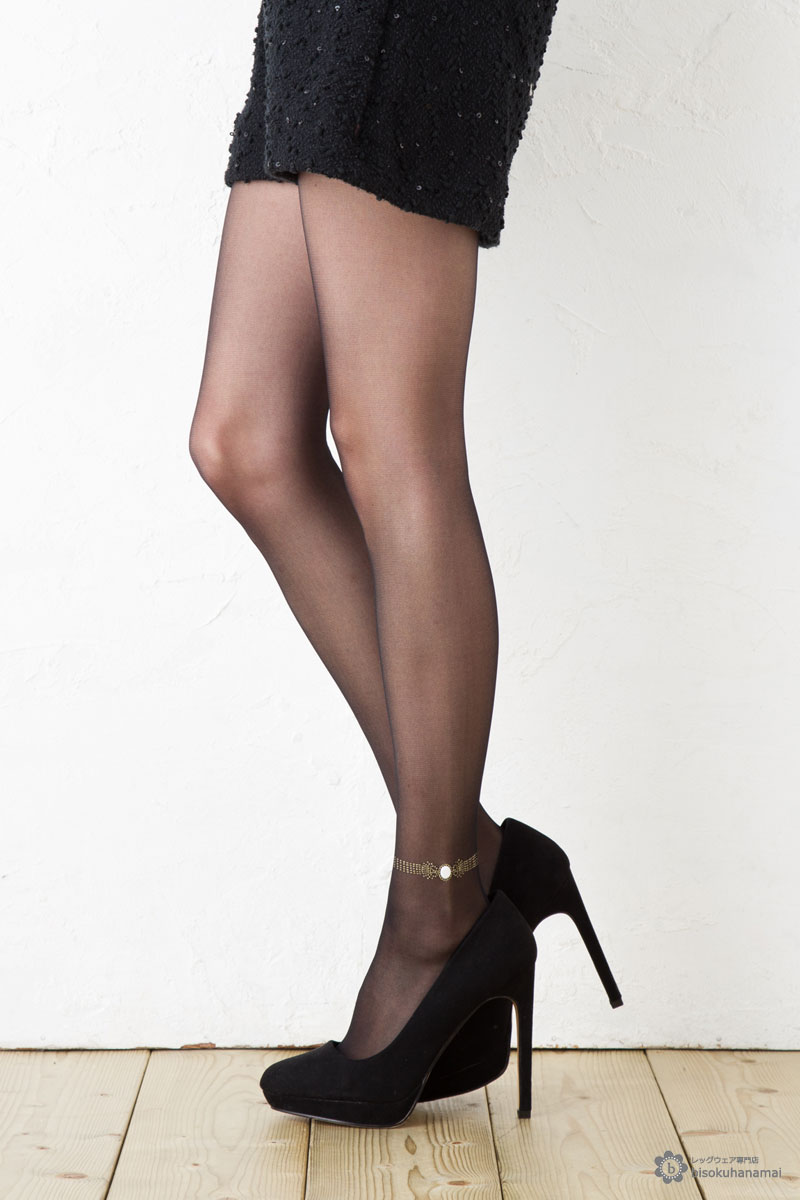 7e59a3663 Bijou anklet stockings (Made in Japan made in Japan) shear tights Lady s  stockings ladies ...