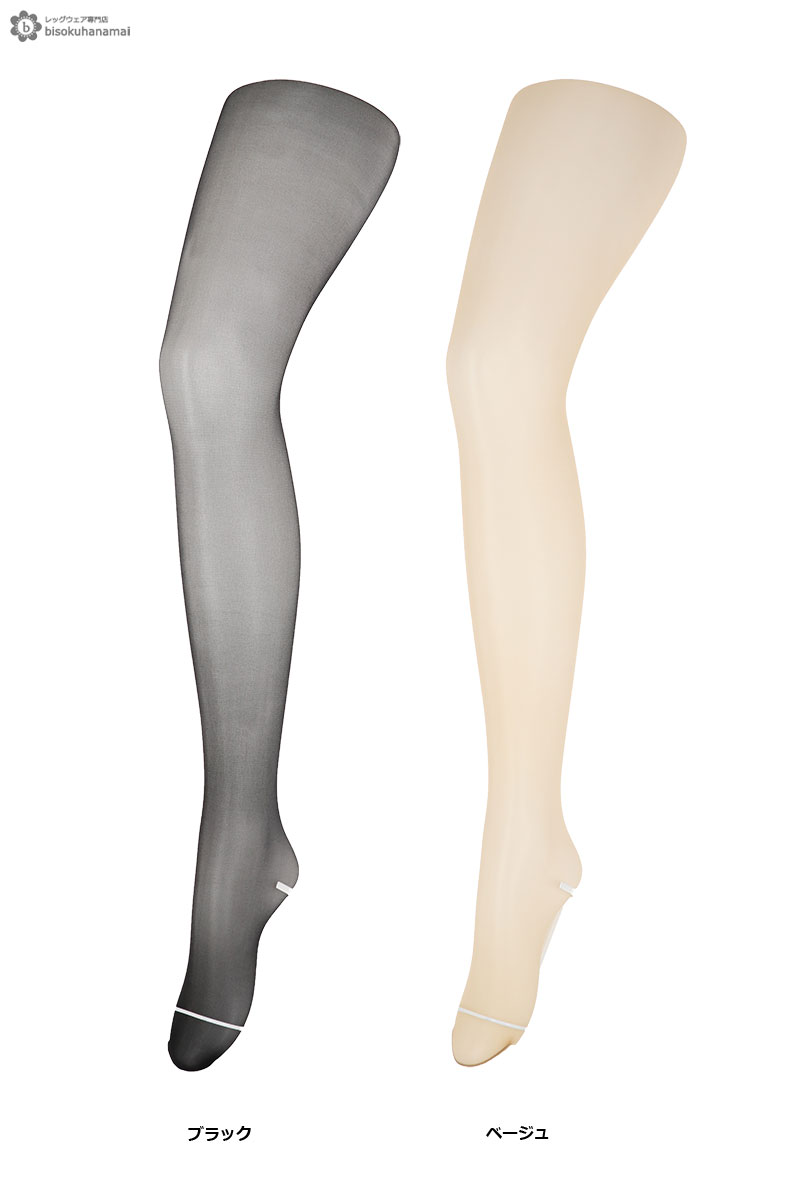 8f01ec4d8 bisokuhanamai  Shear tights 18 denier stockings (product made in ...