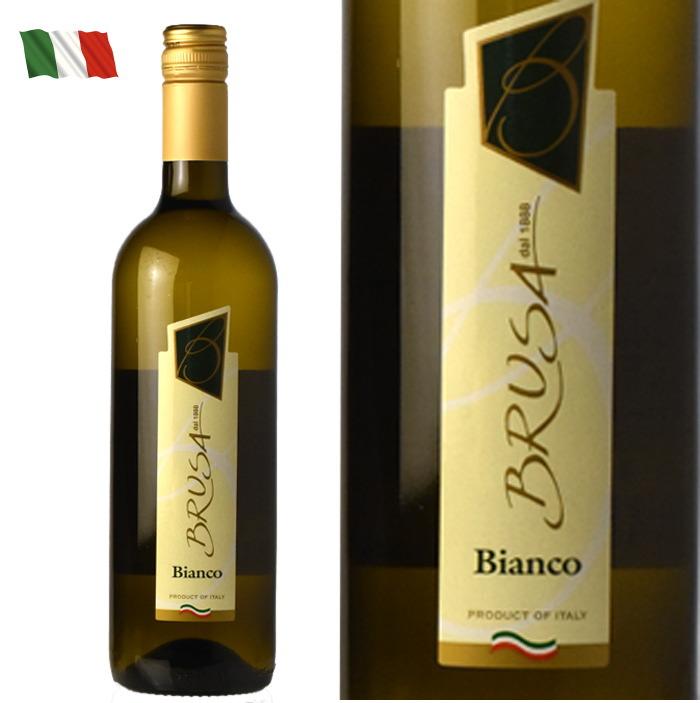 毎日気軽に楽しめる デイリーワイン イタリアワイン チェヴィコ ブルーサ ビアンコ 白 ワイン イタリア 750ml