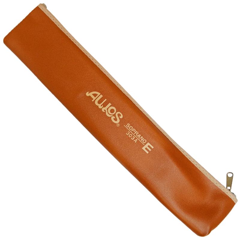 ケースだけをお探しの方に 海外 送料激安 メール便発送商品 AULOS リコーダーケース 303A用ケース アウロス 誕生日プレゼント