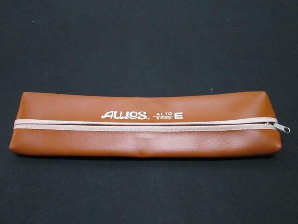 上質 ケースだけをお探しの方に メール便発送商品 AULOS リコーダーケース アウロス 予約 209B用ケース