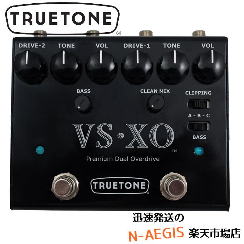 国内正規品 正規品送料無料 トゥルートーン TRUETONE VS-XO デュアル オーバードライブ メーカー直売 プレミアム P5