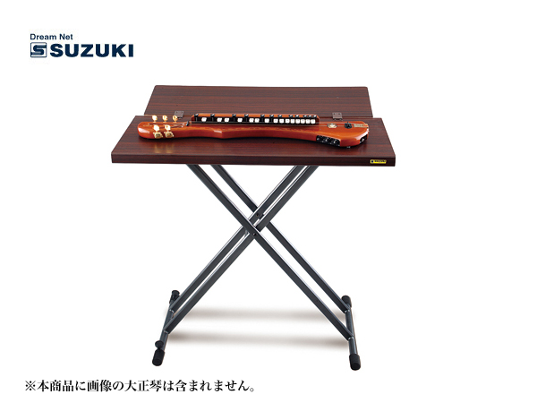 SUZUKI/スズキ  MT-3 キャリングケース付 折りたたみ式立奏用ミュージックテーブル【P2】