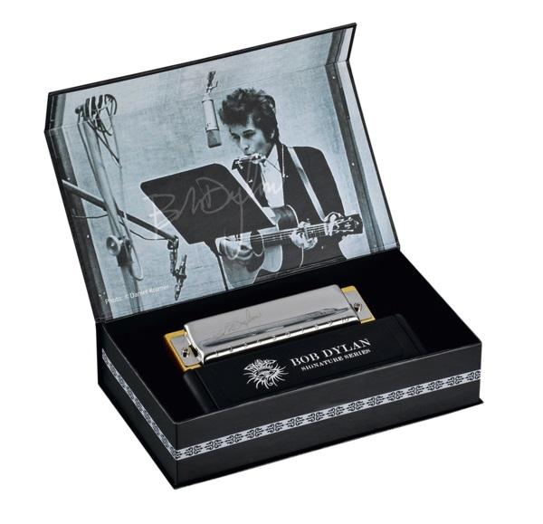 Hohner/ホーナー Bob Dylan Signature Harmonica/ボブディランモデル ハーモニカ