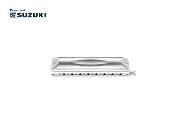 【as】SUZUKI/スズキ S-64C 16穴クロマチックハーモニカ シリウスシリーズ【選択】【P2】