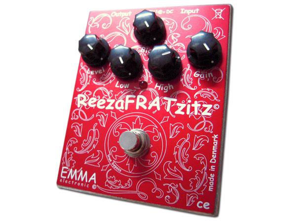 【as】【正規品】EMMA EMMARF2 ディストーション RFII REEZA FRATATZITZ DIST【P2】