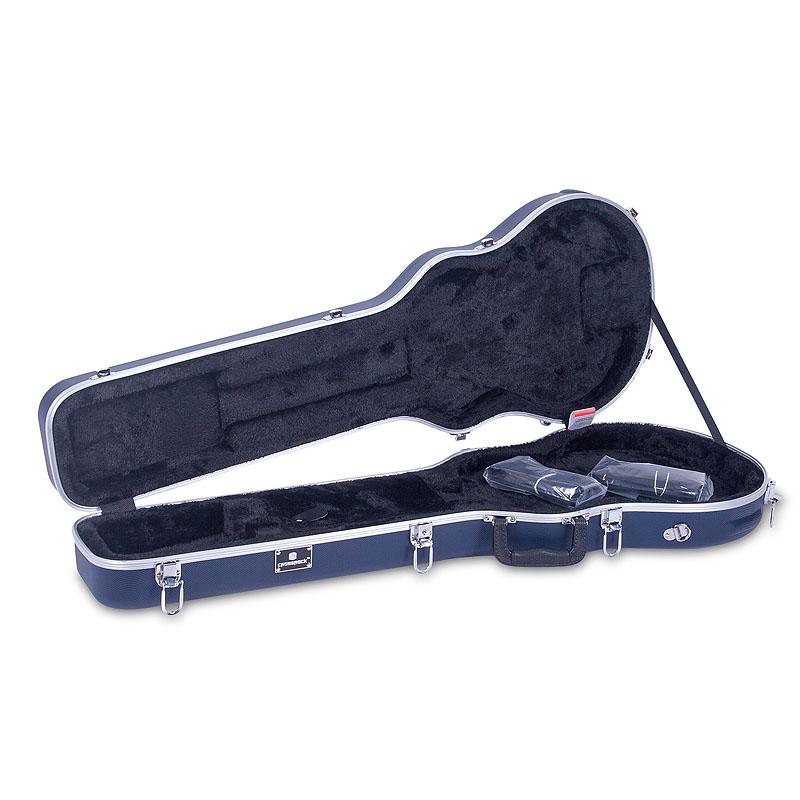 CROSSROCK CRA860L BL Les paul Les guitar Blue paul BL クロスロック レスポール用ケース ブルー【P5】, Brand JFA:6f1130e3 --- zagifts.com
