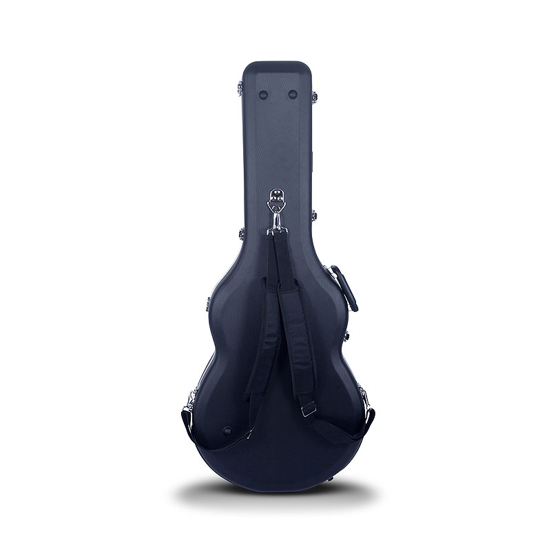 CROSSROCK CRA860SA BK 335 semi acoustic Black☆クロスロック セミアコースティックギターケース ブラック