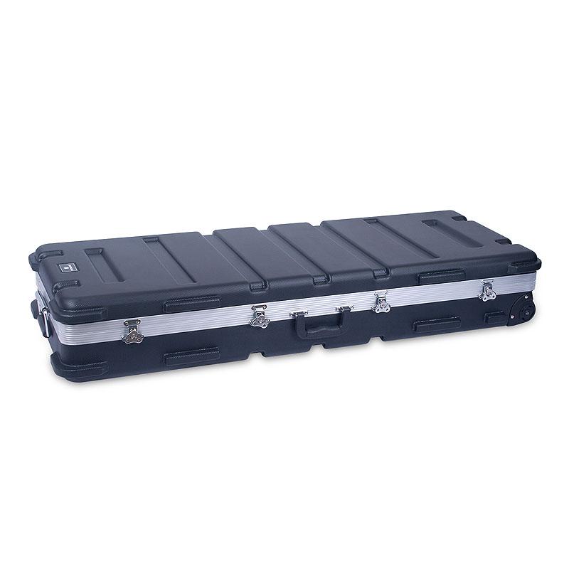 CROSSROCK CRA861K BK 61 keys 1060X385X160mm Black☆クロスロック キーボードケース ブラック
