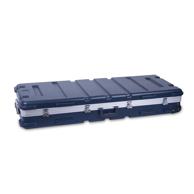 CROSSROCK CRA861K BL 61keys 1060X385X160mm Dark Blue☆クロスロック キーボードケース ブルー