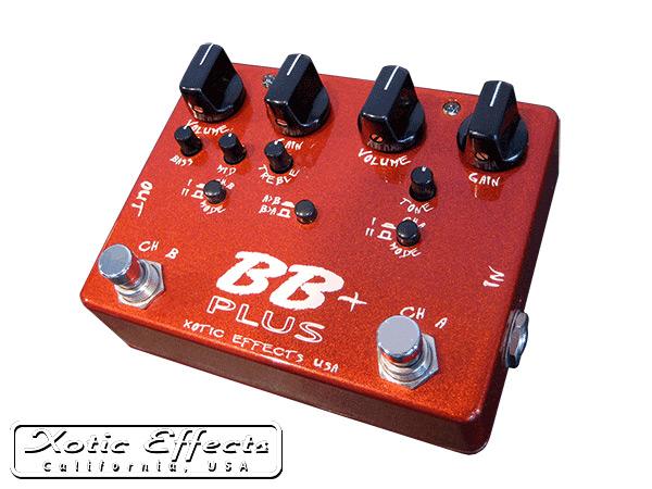 Xotic Effects BB Plus/ビービープラス エキゾチック・エフェクツ【P2】