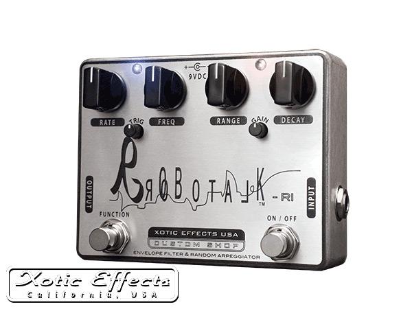 Xotic Custom Shop Robotalk-RI/RobotalkRI ロボトーク エキゾチック・エフェクツ【P2】