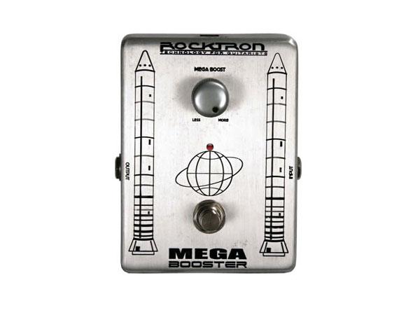 ブースター 【正規品】ROCKTRON RT1959 Mega Booster ロックトロン【P2】