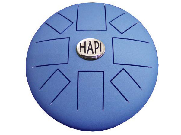 HAPI Original Drum/ハピドラム HAPI-D2-B:Indigo Blue Key:D Minor(ディーマイナー)ニ短調【P2】