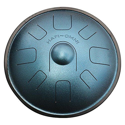 """【ハピドラム""""オムニ""""が登場です♪♪】 HAPI Drum Omni HAPI-OMNI-G1 G Majnor/Gメジャー Metalic Blue/メタリックブルー ハピ・ドラム・オムニ スリットドラム"""
