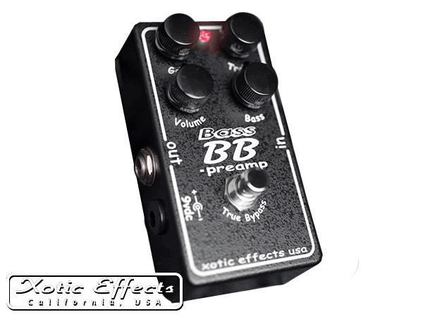 【税込】 Xotic Preamp Effects Bass BB Preamp ベース用プリアンプ Xotic ベースプリアンプ エキゾチック BB【P2】, キリシマチョウ:2a01e898 --- fabricadecultura.org.br