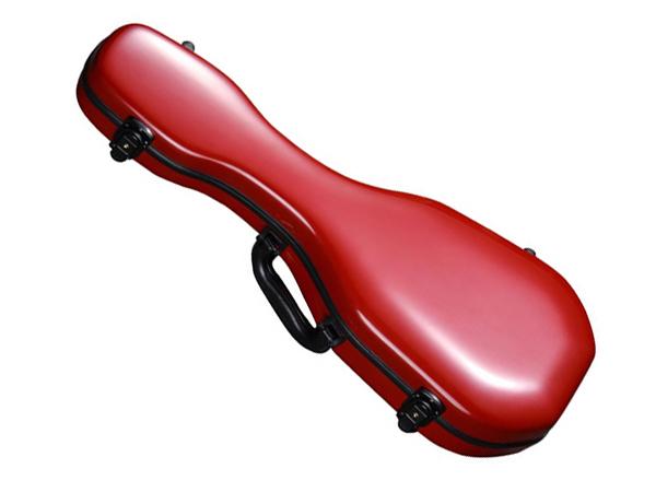 Aranjuez/アランフェス CAUK-16C/RED レッド コンサート用・ウクレレ・ハードケース【P2】