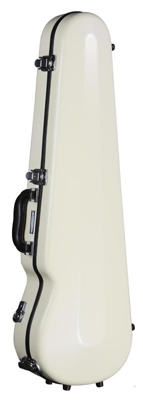 【as】Eastman/イーストマン CAVL-16/M・WHT メタリックホワイト グラスファイバー ヴァイオリン/バイオリンハードケース【P2】