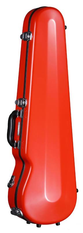【as】Eastman/イーストマン CAVL-16/RED レッド グラスファイバー ヴァイオリン/バイオリンハードケース【P2】