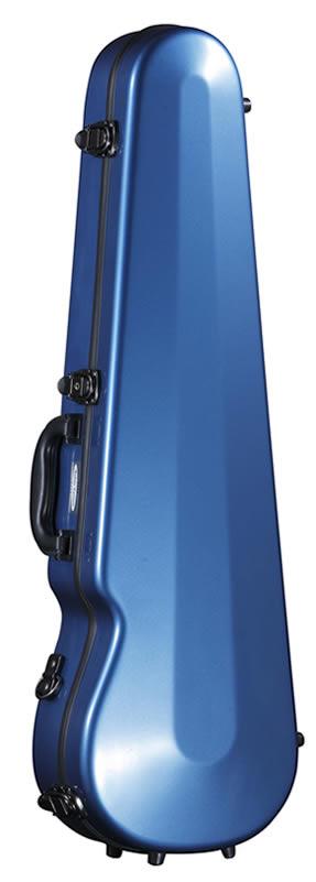 【as】Eastman/イーストマン CAVL-16/LBL ライトブルー グラスファイバー ヴァイオリン/バイオリンハードケース【P2】