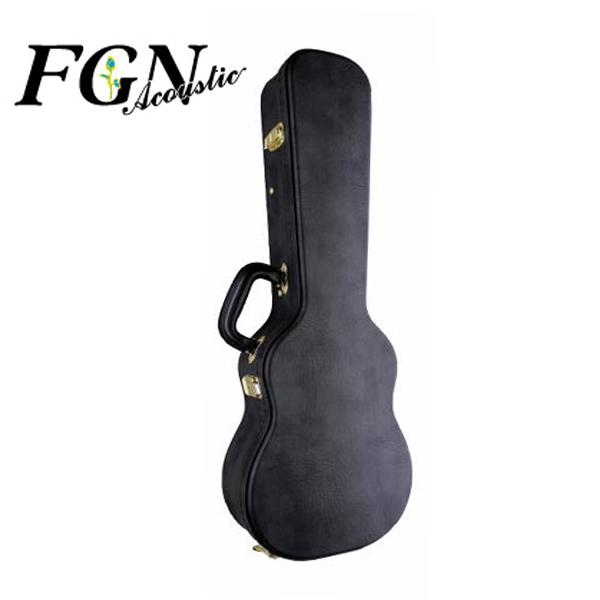 FGN Acoustic FAC-S-BL ブラック ソプラノウクレレ用ハードケース FUJIGEN/フジゲン【P10】