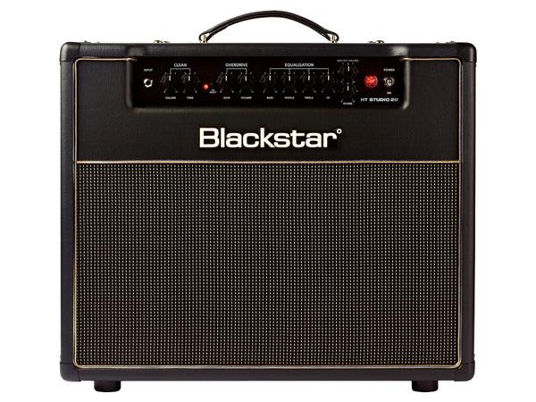 【as】Blackstar HT STUDIO 20 コンボタイプ チューブアンプ 真空管搭載 ブラックスター【P2】