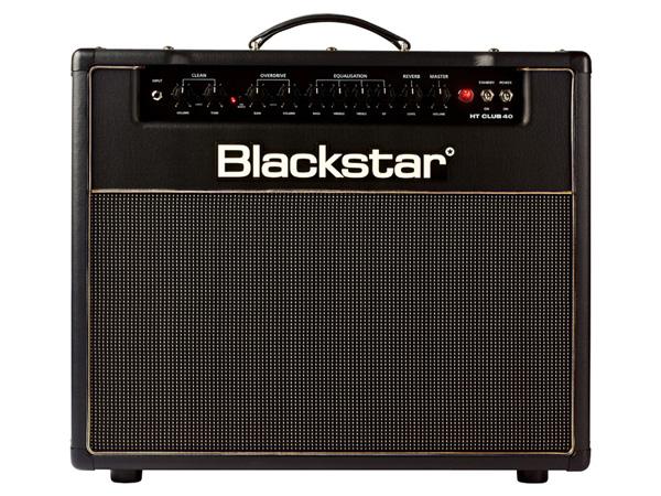 【正規品】Blackstar HT CLUB 40 40W出力 コンボタイプ チューブアンプ 真空管搭載 ブラックスター【P5】