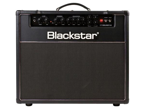 【正規品】Blackstar HT SOLOIST 60S 60W出力 コンボタイプ チューブアンプ 真空管搭載 ブラックスター【P5】