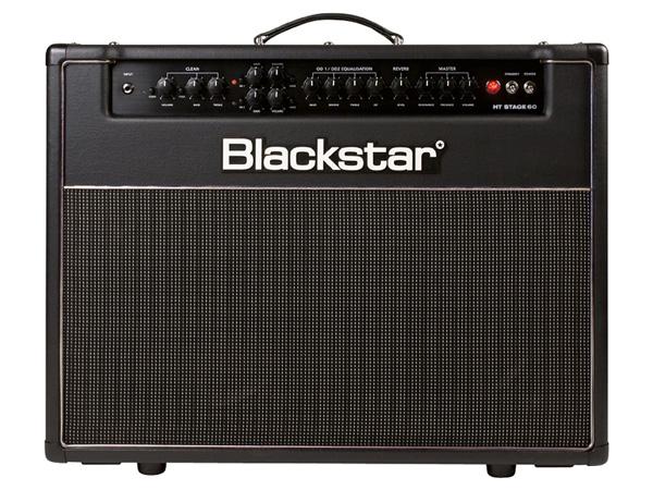 【正規品】Blackstar HT STAGE 60 60W出力 スピーカー×2発 コンボタイプ チューブアンプ 真空管搭載 ブラックスター【P5】