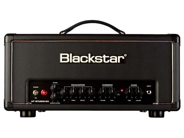 【正規品】Blackstar HT STUDIO 20H 20W出力 チューブアンプヘッド 真空管搭載 ブラックスター【P5】