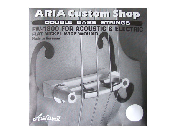 ARIA FW-2500 5弦用 アリア アップライベース用弦 SWB専用弦【P2】