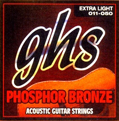 【メール便発送商品】ghs/ガス TM335×12セット PHOSPHER BRONZE Copper-Thin-Phospor Alloy