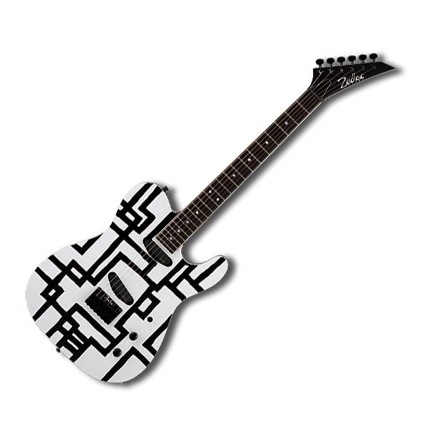 ブラックライン 【as】Zodiac works/ゾディアックワークス TC-HOTEI BLACK LINE 布袋寅泰モデルギター