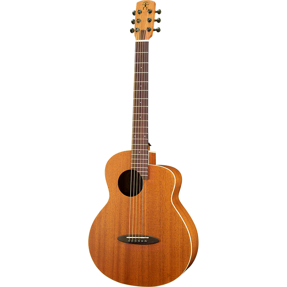 大人気のミニギター aNueNue バードギター 在庫あります! ヌエヌエ aNN-M2 オールマホガニーモデル BirdGuitar/バードギター ミニギター【P2】