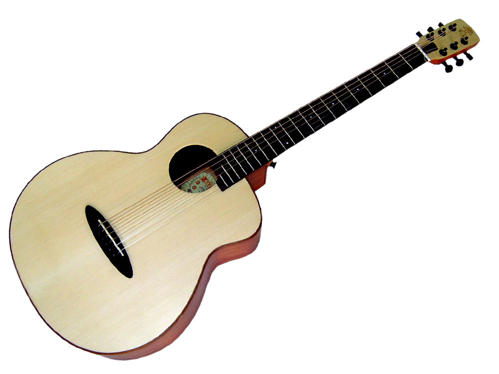 aNueNue/アヌエヌエ aNN-M1 スプルーストップモデル BirdGuitar/バードギター ミニギター【P2】