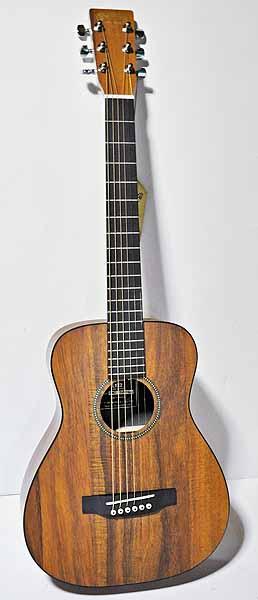 【期間限定特価!】Martin/マーチン LXK2 Little Martin(リトルマーチン) ミニアコースティックギター トラベルギター マーティン