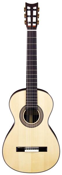 ARIA/アリア A19C-100N ハードケース付 19世紀ギター/クラシックギター【送料込】【P10】