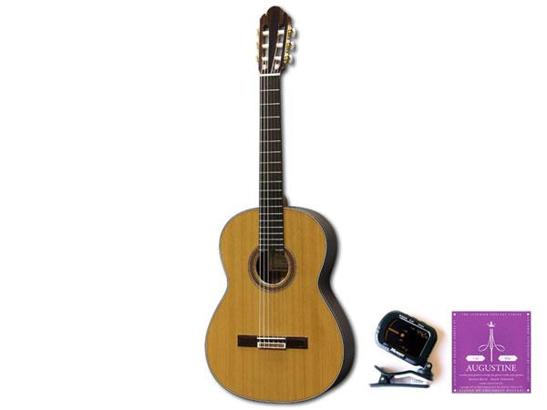 【お得な3点セット!】KODAIRA/小平ギター AST-85 クラシックギター シダー単板