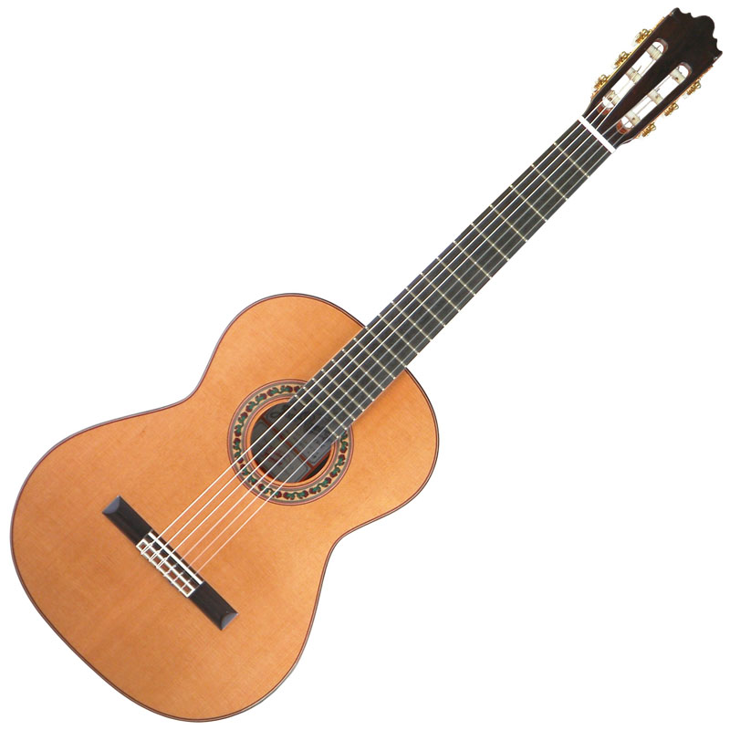 JOSE RAMIREZ 4N-E トップ:セダー単板(シダー単板) バック&サイド:ローズウッド単板 Estudio Model(エステューディオ・モデル) ホセ・ラミレス クラシックギター【P10】