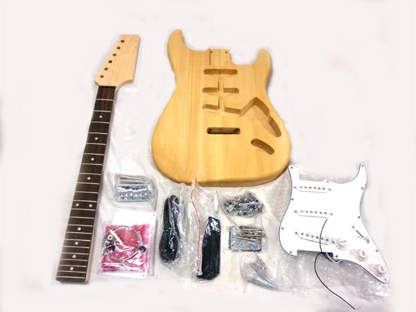 HOSCO ER-KIT-ST エレキギター組立キット/作成キット ストラトタイプ【楽ギフ_包装選択】【P2】