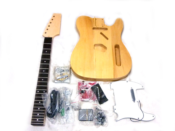 HOSCO ER-KIT-TC エレキギター組立キット/作成キット テレキャスタイプ【楽ギフ_包装選択】【P2】