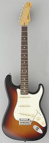 FGN/フジゲン・エレキギター FUJIGEN NST100-3TS: