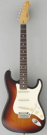FGN/フジゲン・エレキギター FUJIGEN NST200-VSB: