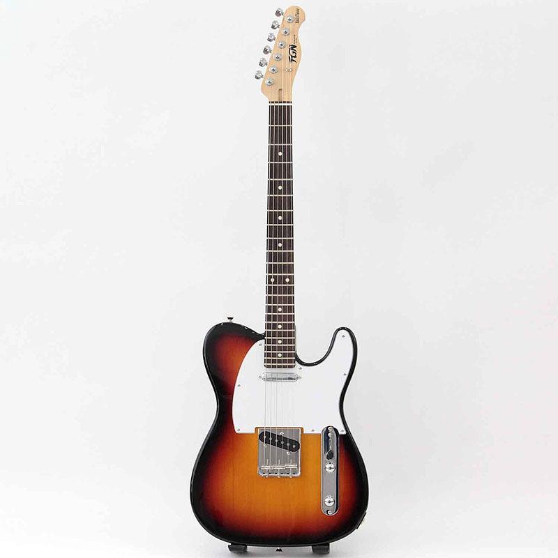 【あす楽対応】FUJIGEN/フジゲン BCTL10RBD-3TS/01☆エレキギター 3Tone Sunburst 3トーン サンバースト【P5】