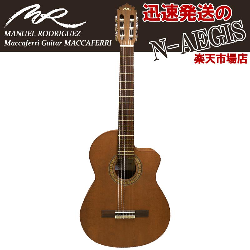 マニュエル・ロドリゲス Classical Cutaway C12 Vintage カラー:ビンテージ スペイン製 カッタウェイ クラシックギター Manuel Rodriguez【P5】