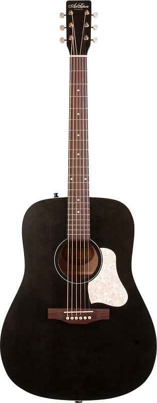 Art&Lutherie/アートアンドルシアー Americana Faded Black☆アコースティックギター【P5】
