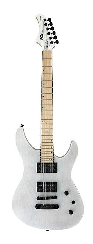 FUJIGEN/フジゲン JMY-ASH-M TWF☆エレキギター Transparent White Flat トランスペアレント ホワイト フラット【P5】